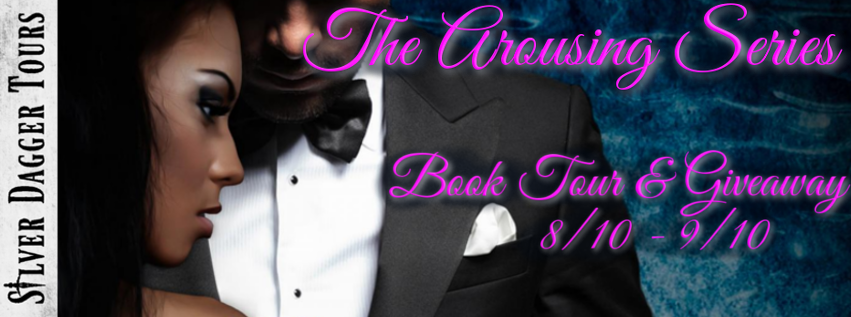 The Arousing Series by Cam Johns