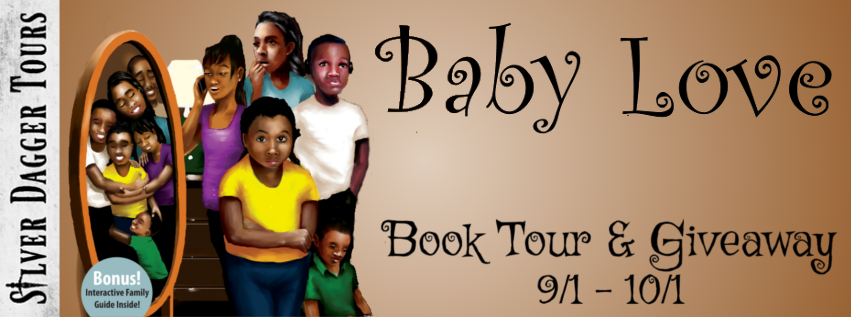 Book Tour Banner for young adult coming of age novel Baby Love by Latiera Ford  with a Book Tour Giveaway