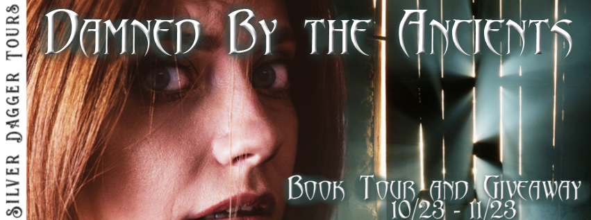 Damned By the Ancients - Tour Sign Ups - Silver Dagger Book