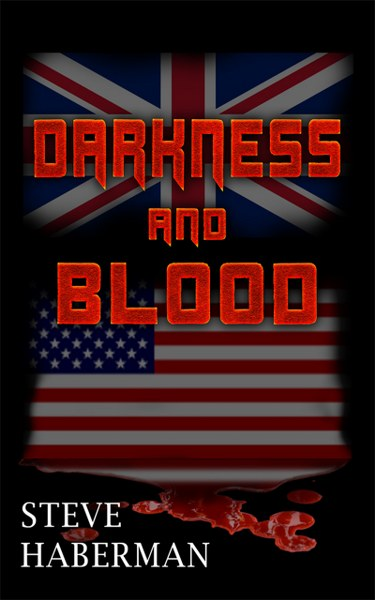 Book Cover for Darkness and Blood by Steve Haberman
