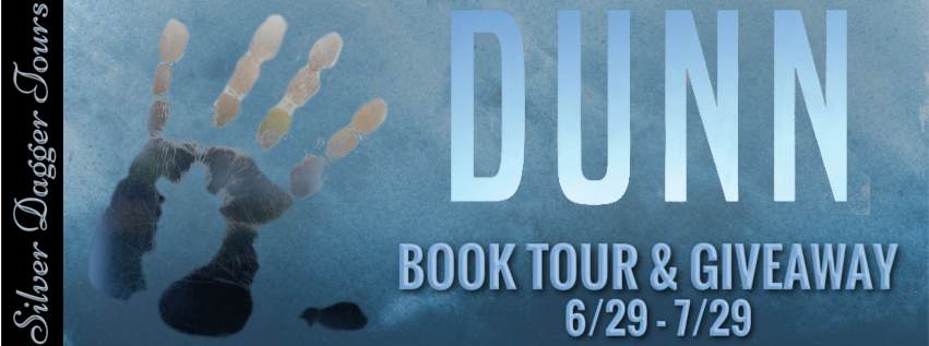Book Tour Banner for Dunn by Kay Jay with a $15 Amazon Gift Card or Signed Paperback Book Giveaway
