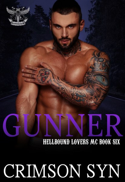 Cover of Gunner Hellbound Lovers MC Book 6