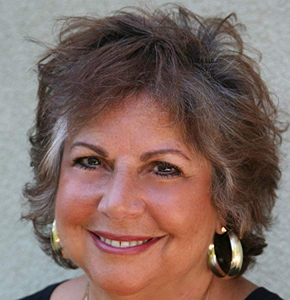 Headshot for author Karen S. Bell.