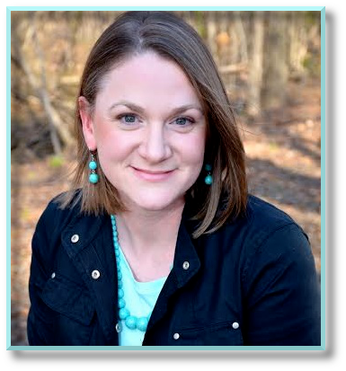 Headshot for author Marnee Blake.