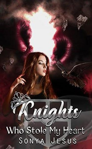 Book Cover for  romantic suspense, Knights Who Stole My Heart, from the Wesbrook Knights series by Sonya Jesus.