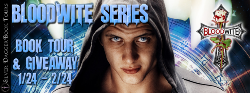 Bloodwite Series Book Tour + Giveaway