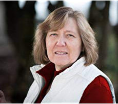 Headshot for author Dixie Lee Brown.
