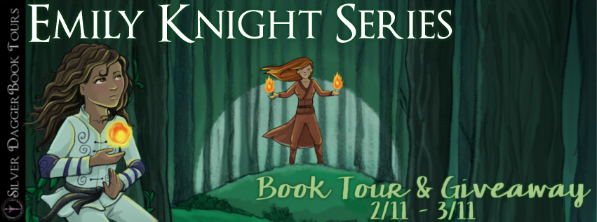 Emily Knight Series Book Tour + Giveaway