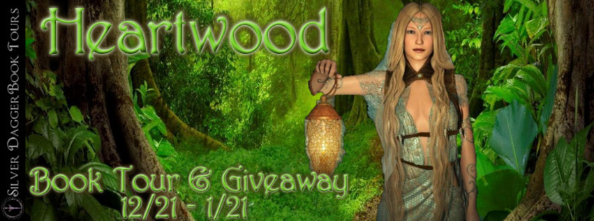 Heartwood Book Tour + Giveaway