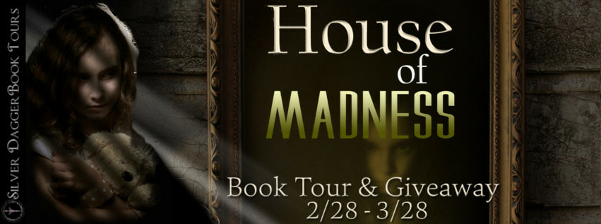 House of Madness Book Tour + Giveaway