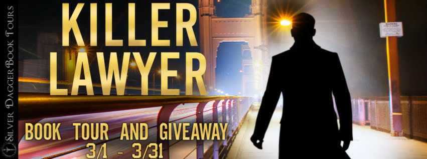 Killer Lawyer Book Tour + Giveaway