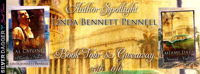 Linda Bennett Pennell Author Spotlight Book Tour + Giveaway