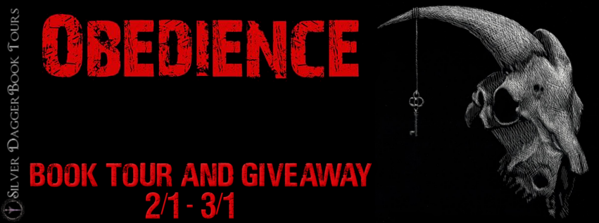 Obedience by Michael Potts book tour