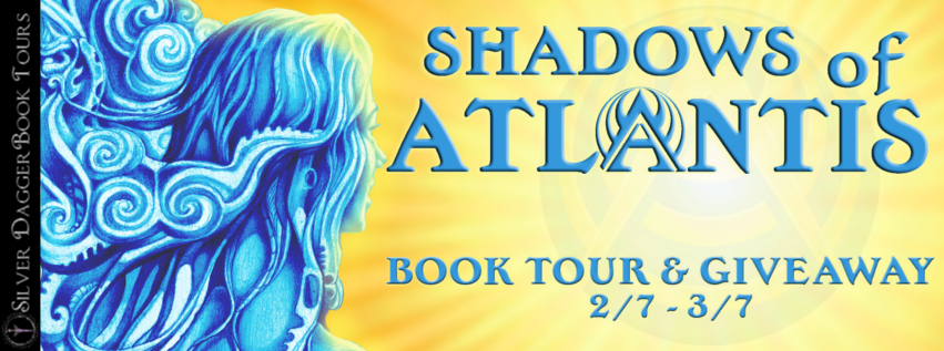 Shadows of Atlantis Book Tour + Giveaway