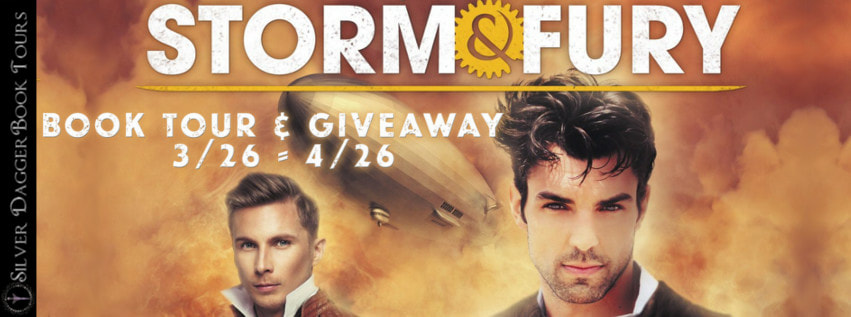 Storm & Fury Book Tour + Giveaway
