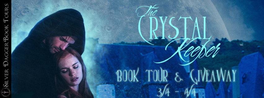 The Crystal Keeper Series Book Tour + Giveaway