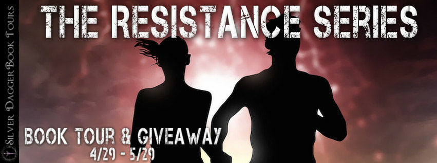 The Resistance Series Book Tour + Giveaway